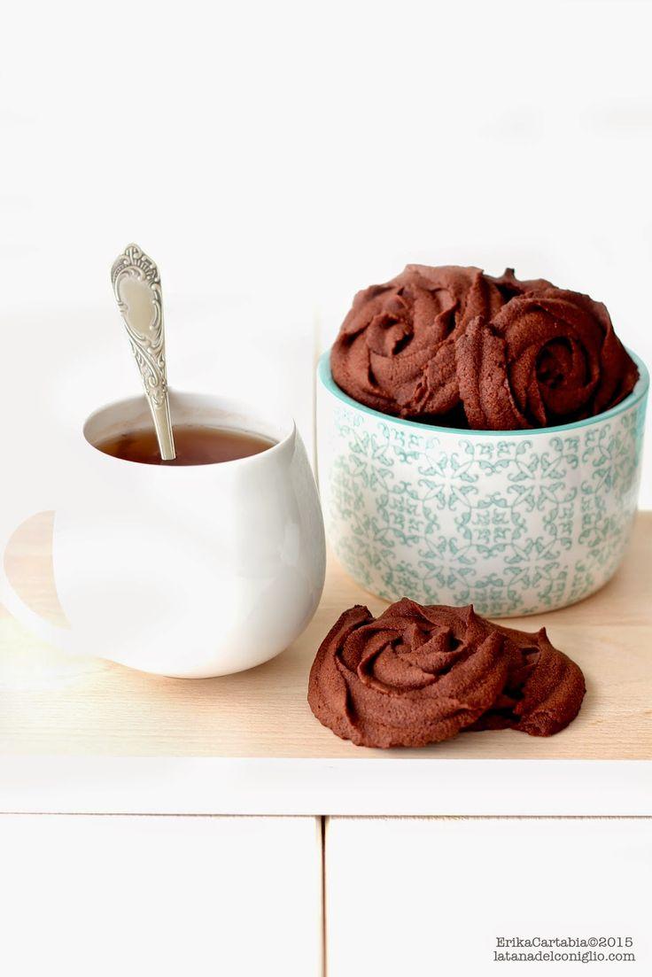 Biscotti Viennesi Etoile al cacao