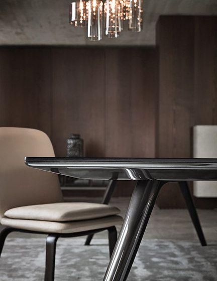 Minotti letti fil noir chair collection by christophe for Mainini arredamenti