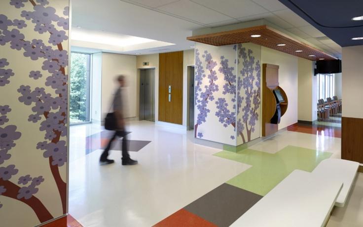 Jim Pattison Outpatient Care and Surgery Centre | Kasian Architecture |  Glotman Simpson Structural Engineers