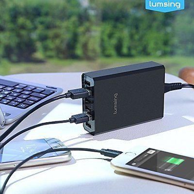 USB Charger 6 Port Portable 60W Intelligent Control Fast Charging Black http://www.ebay.com/itm/262920422804?ssPageName=STRK:MESELX:IT&_trksid=p3984.m1555.l2649 #USBCharger6Port #Portable60WIntelligentControlFastCharging #IntelligentControlFastCharging