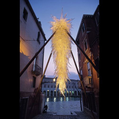 Chihuly Over Venice, 1995