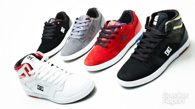 DC Shoes Releases the Nyjah Huston Collection   Complex