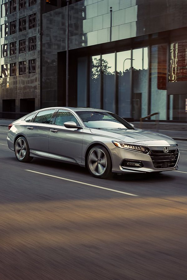 Years Of Perfection Have Led To The 2018 Honda Accord Most Impressive Yet