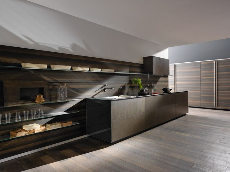 BEST BRANDS: sustainable kitchens | Riciclantica, Gabriele Centazzo, 2014 |  #designbest @valcucine |