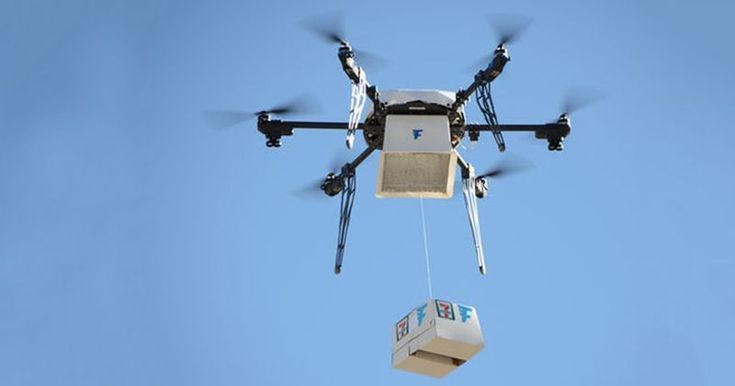 Drone Dispatch: Company Delivering Donuts Through Drone https://cstu.io/80c258