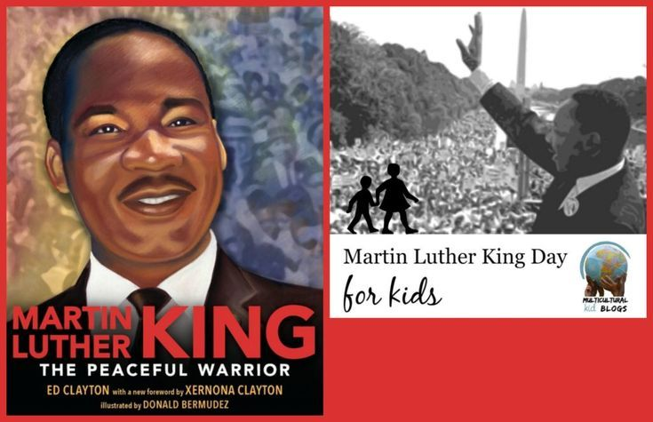Martin Luther King: The Peaceful Warrior | Multicultural Kid Blogs