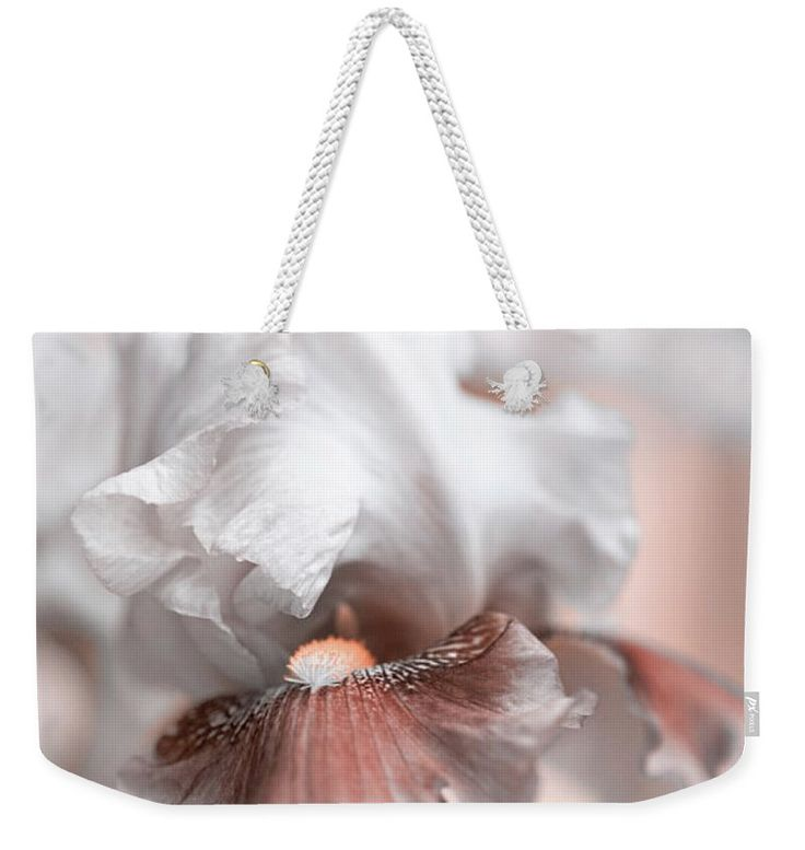 "Graceful Dream Weekender Tote Bag (24"" x 16"") by Jenny Rainbow.  The tote bag is machine washable and includes cotton rope handle for easy carrying on your shoulder.  All totes are available for worldwide shipping and include a money-back guarantee."