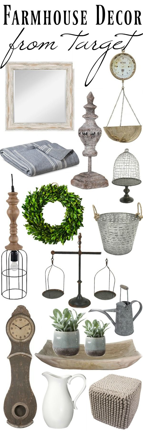 Attractive The Best Farmhouse Decor From Target