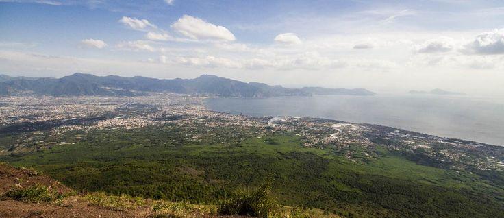 Le mont Vésuve, visiter le volcan de Naples