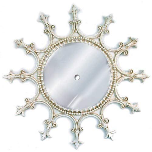 Hickory Manor House Provincial Acanthus Mirrored Ceiling