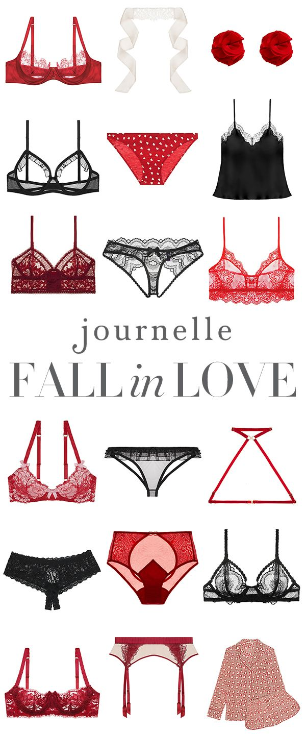Looking for an extra special Valentine's Day? Shop our show-stopping and sophisticated lingerie.