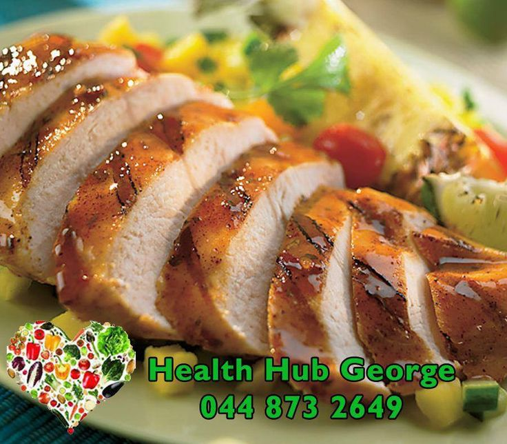 #DidYouKnow: Half a breast of chicken has just 2.5 grams of fat and more than 22 grams of protein. #HealthHub