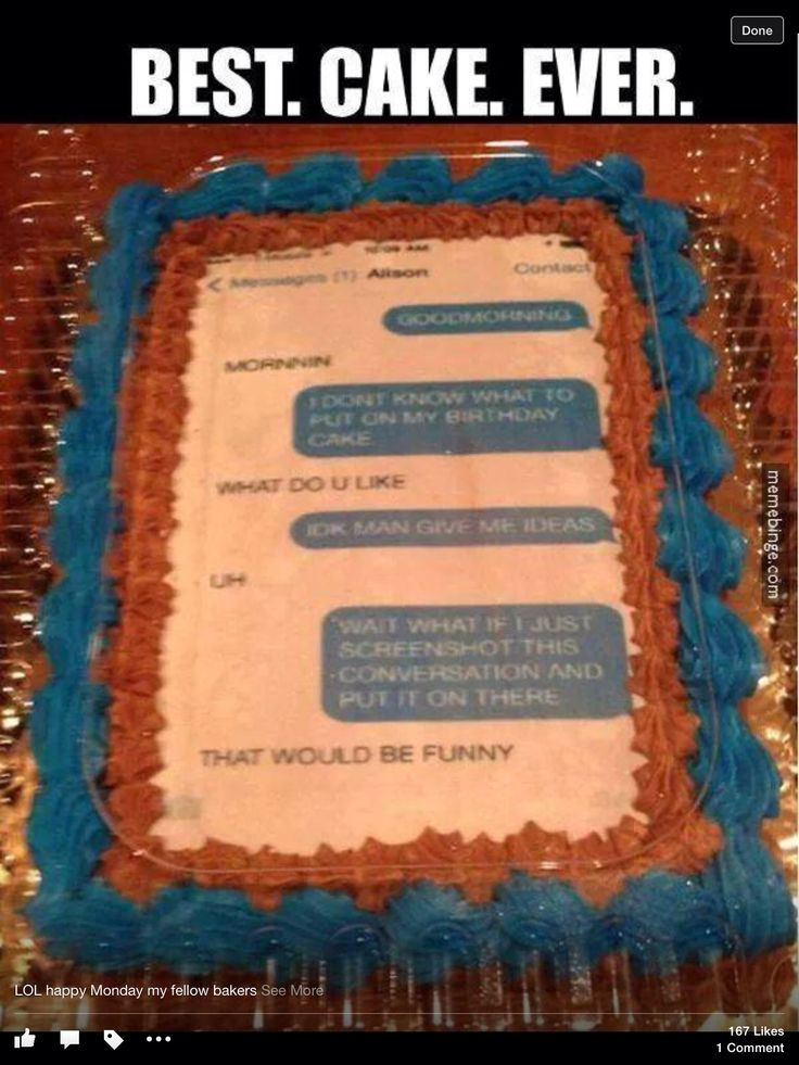 Cell phone cake- not one of mine but I thought this was funny