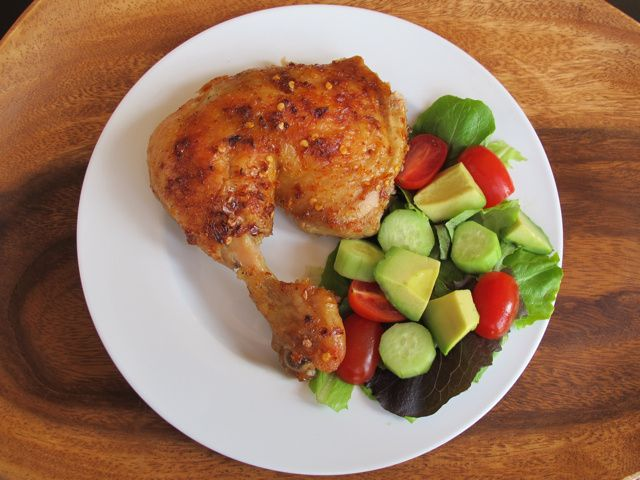 Lemon Chili Chicken from the Shiksa in the Kitchen--looks easy and delicious for a Friday night seder meal.