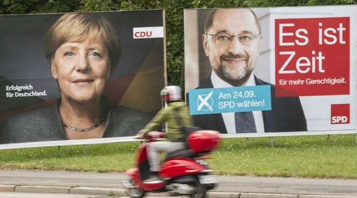Παραπολιτικά : Η πύρρειος νίκη της Merkel και η... γέννηση της ''Τζαμάικα''