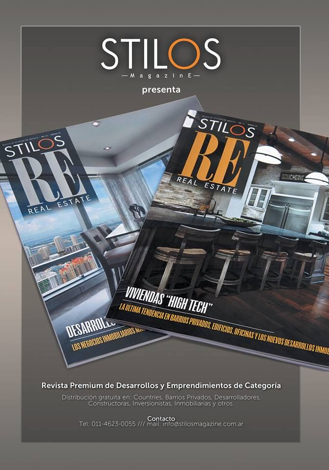 Stilos Magazine & Stilos Real Estate