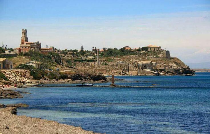 Castello Tafuri Portopalo SR Sicilia