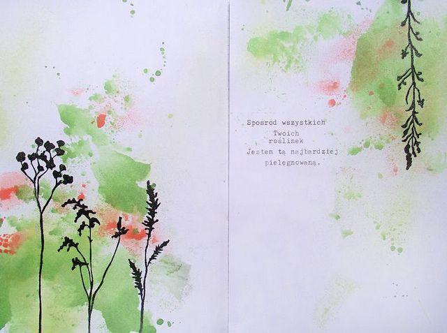 roślinki by czekoczyna, via Flickr