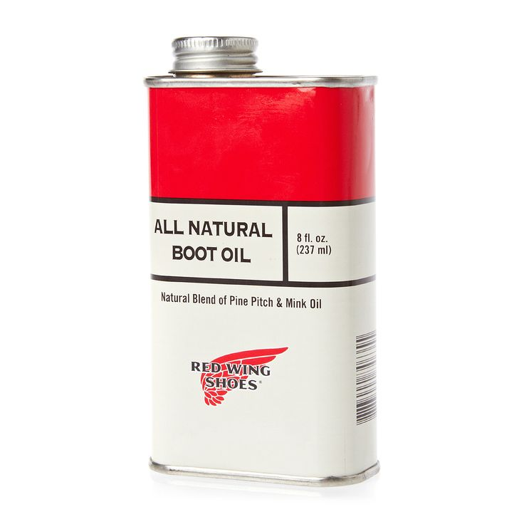 Red Wing All Natural Boot Oil Gift - Clear | Free UK Delivery