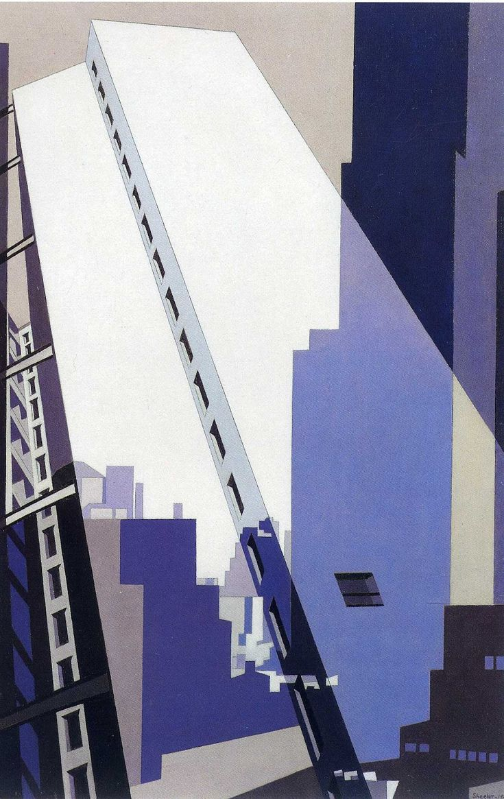 ART NOWA: Charles Sheeler