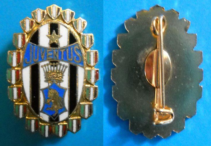 DISTINTIVO CALCIO SPILLA PIN BADGE JUVENTUS 19 SCUDETTI