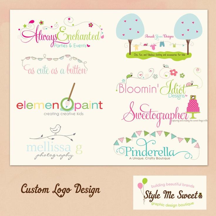 Custom Logo Design