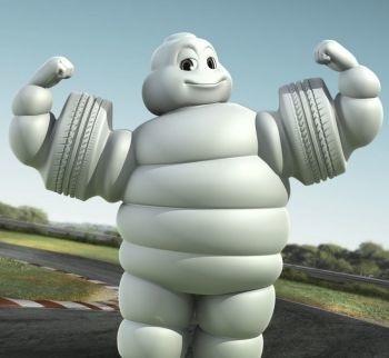Michelin Man :)