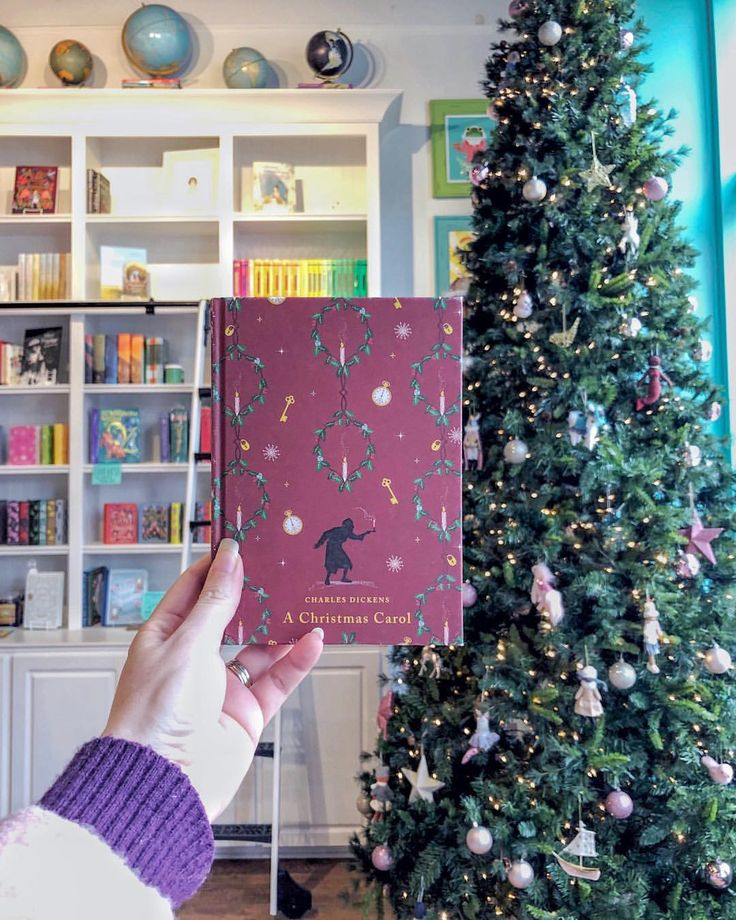 puffin classics A Christmas Carol at The Story Shop in