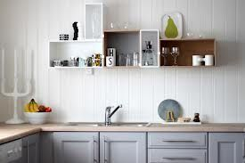Love the colour of the cabinets. Grey is an underrated colour!
