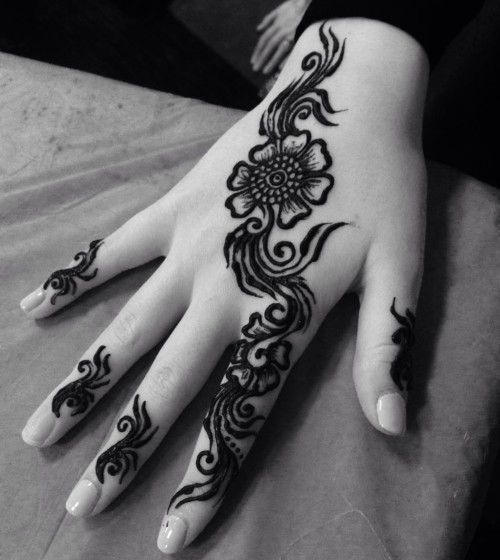 1000 ideas about mehndi designs for fingers on pinterest for Henna tattoo fingers