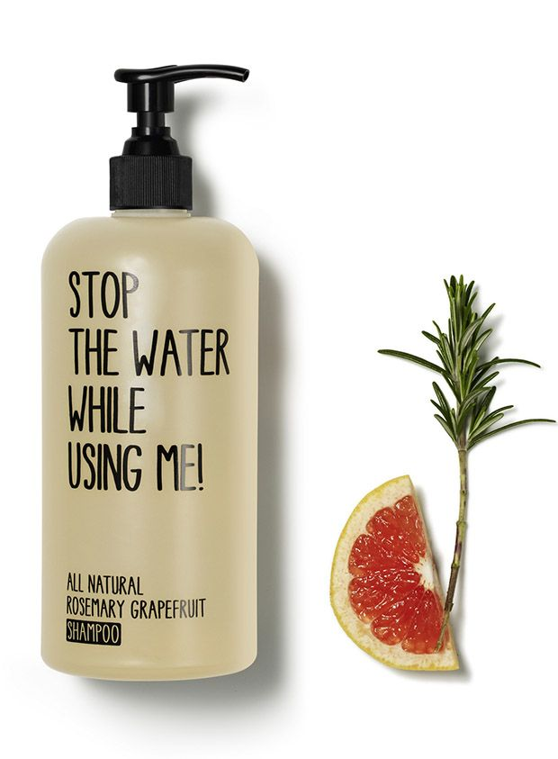 Stop the water while using me: embalagens de cosméticos naturais veganos…