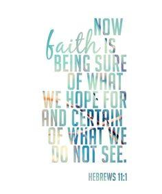 Faithful to God