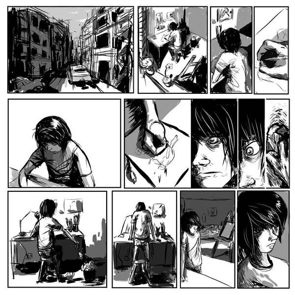 Media Tie In Graphic Novels: 1000+ Images About Illustration/Graphic Novels