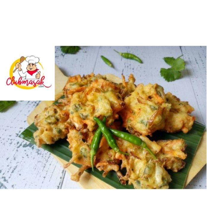 Bakwan Gorengan Club Masak Masakan Indonesia Resep Masakan