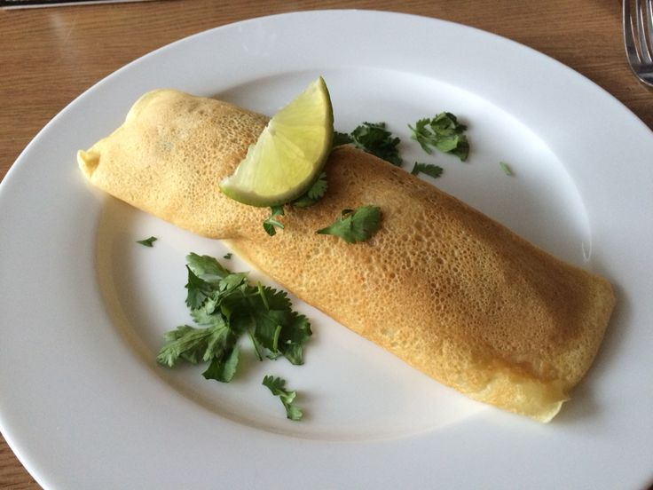 Homemade Sweet Potato Dosa - something we made during our Indian food challenge.  Come check out what else we made at http://twocooksinapod.wordpress.com or follow our Twitter @twocooksinapod