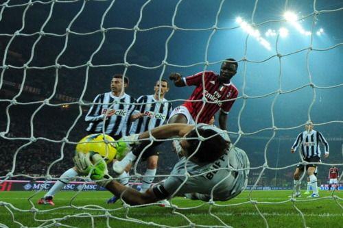 Milan - Juventus...