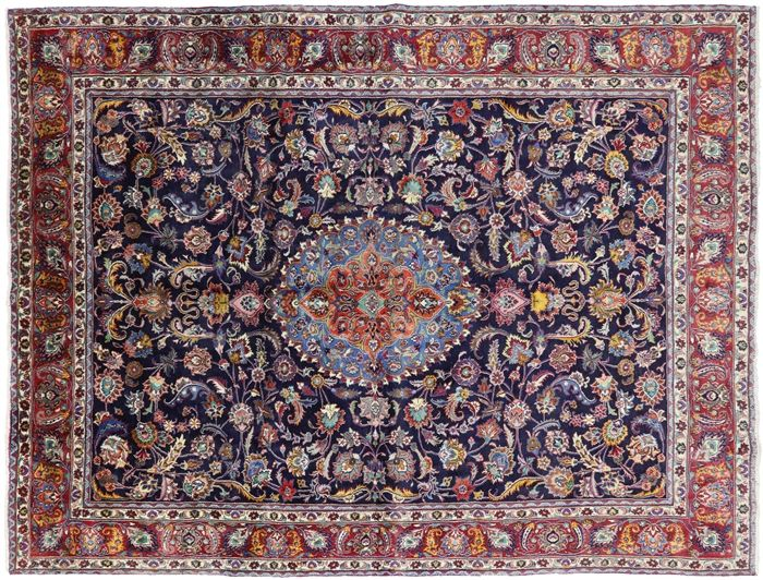 9 11 X 12 7 New Persian Mashad Rug Rugs Persian Area Rugs