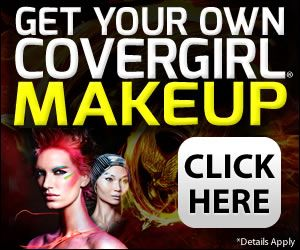 Covergirl Makeup giveaway. get a chance to win Covergirl Makeup with a prepaid Visa gift card without having to buy. Click the link below and enter your email.