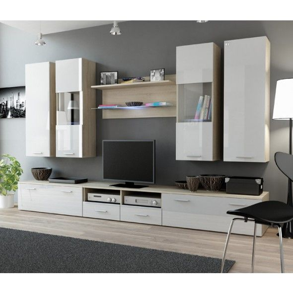 Living Room Storage Units Wall: 1000+ Ideas About Living Room Wall Units On Pinterest