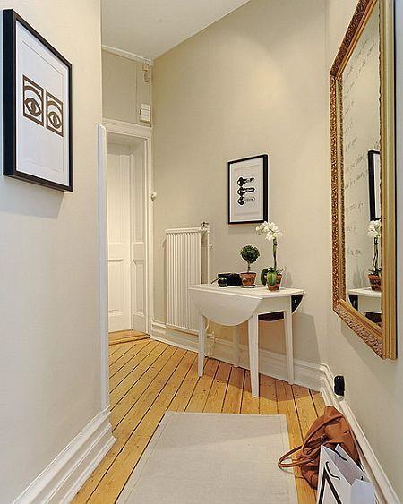 best 25 small hallway decorating ideas on pinterest. Black Bedroom Furniture Sets. Home Design Ideas