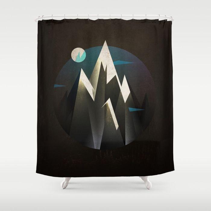 Where i belong Shower Curtain