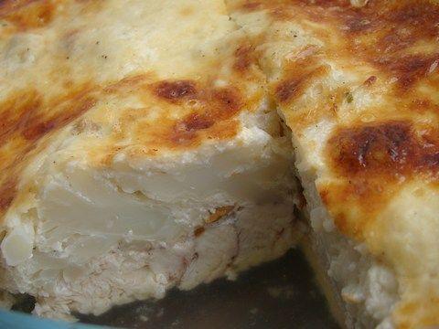 Tepsis csirkemell karfollal :: Ami a konyhámból kikerül
