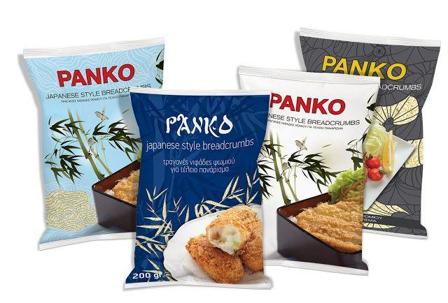 sophie0610: Panko packaging design