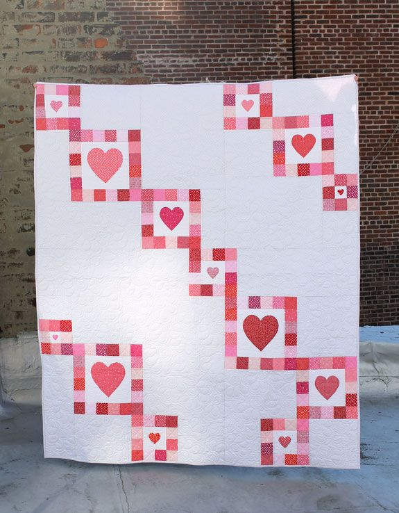 195 Best Sweet Heart Quilts Images On Pinterest Appliques Book