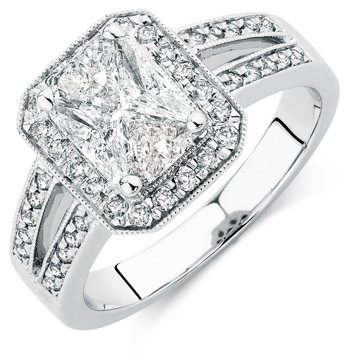 1.15 Carat TW Diamond Ring