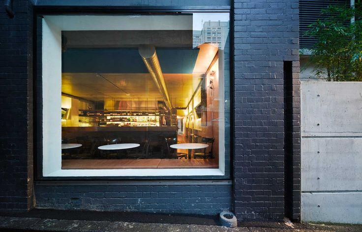 Anthony Gill Berta Restaurant Sydney | Yellowtrace