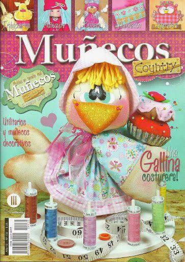 MUÑECOS COUNTRY No. 132 - Alandaluz Lopez M. - Álbumes web de Picasa