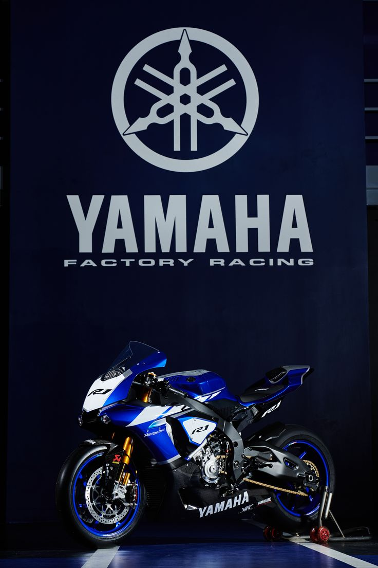 Yamaha YZF-R1 Factory Bike 2015