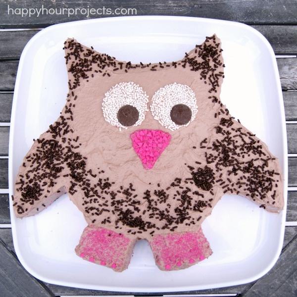 The 25 best Easy owl cake ideas on Pinterest Owl birthday cakes