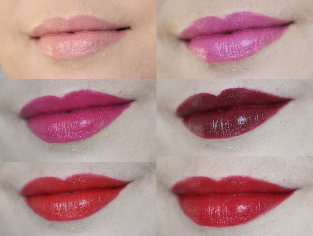 """Blogger Janet embraces the new Lumene True Passion Lipsticks. """"Many great shades to choose from - including the perfect nude and the perfect dark shades!"""" #lipstick #lumene"""